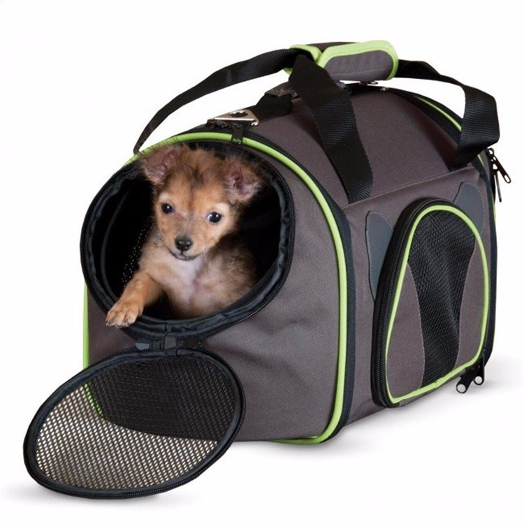 Portable Folding Cheap Dog Houses Pet handbag Dog Travel Carrier Shoulder Bag