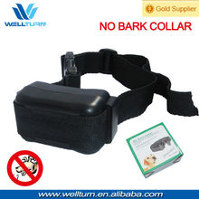 Shock control collar barking dog pet articles