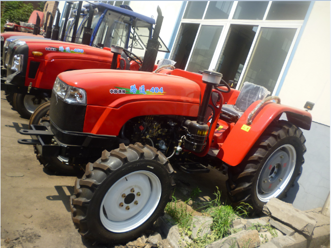 Cheap price 40 hp 404 mini graden tractor/ agricultural tractor