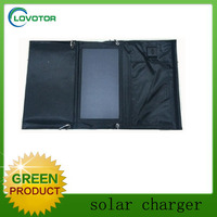 2 usb solar charger led solar power phone charger 20W