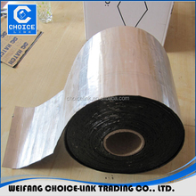Self Adhesive Rubberized Bitumen Based Cold Applied Polymeric Tape