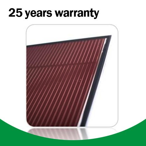 Hanergy Oerlikon 130w best price solar panel wholesale solar generator