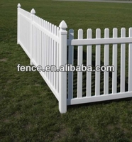 upvc small animal fencing