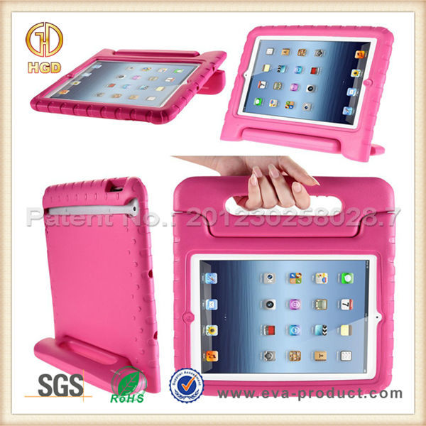 For Apple iPad 2 iPad 3 iPad 4 Heavy Duty Cover Case with Stand