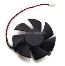 HD 6450/6750 GPU VGA cooler graphics Card Fan For HD6450 HD6570 R5-230 HIS Video card Cooling