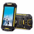 IP68 Snopow M8 Waterproof Dustproof Shockproof Tri Anti 4.5 Inch Cell Phones GPS 3G VHF/UHF Walkie Talkie 20KM Range