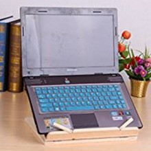 wood stand for tablet & laptop and reading books
