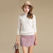 China Manufacturers Supplied Winter Knitewear Novelty Pure Wool Pullover Sweater
