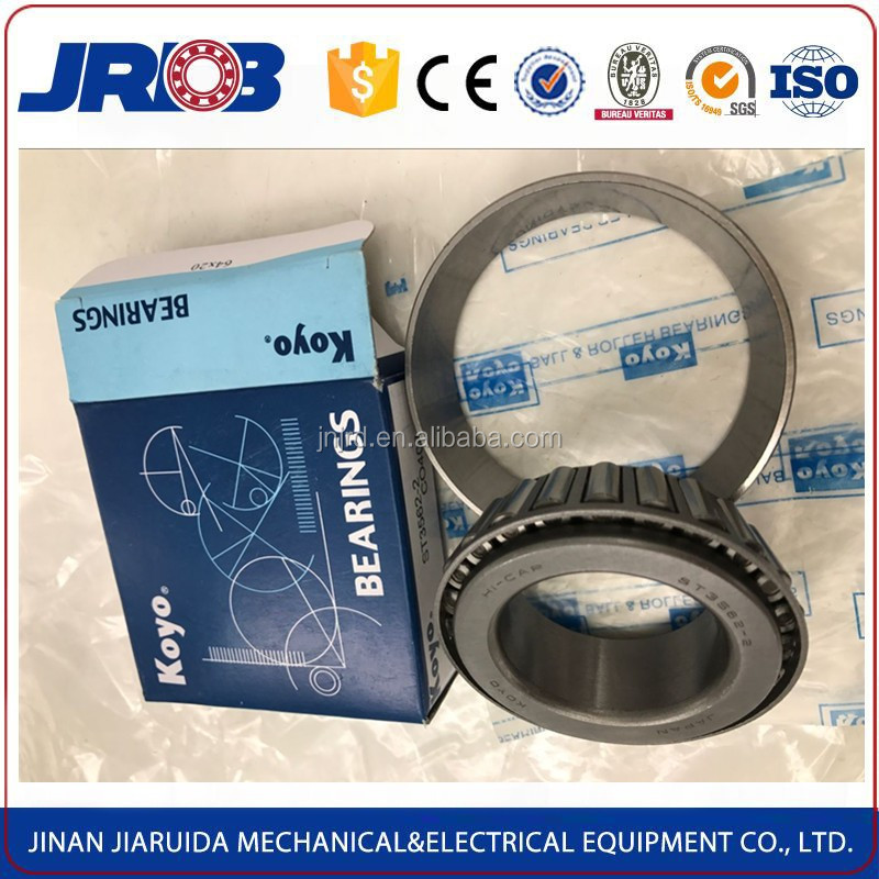 Original Japan koyo taper roller bearing st3562-2 for Auto differential