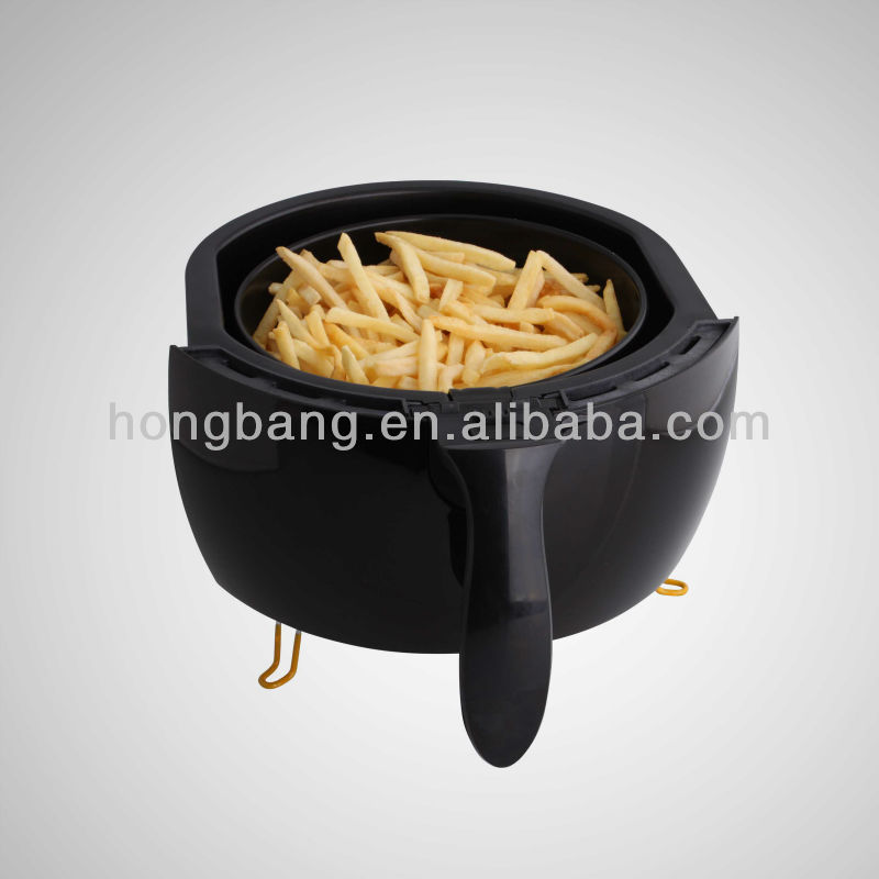 2015 Best sale Low fat & Oil free air fryer machine (HB-801)