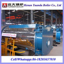 Small size boiler Natural gas/Oil fired Hot water and Steam boiler