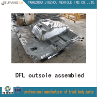 Chinese truck DongFeng hercules truck cabin chassis