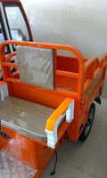 China Suppliers 250cc Cargo Electric Tricycle Spare Parts /Cargo Tricycle With Cabin