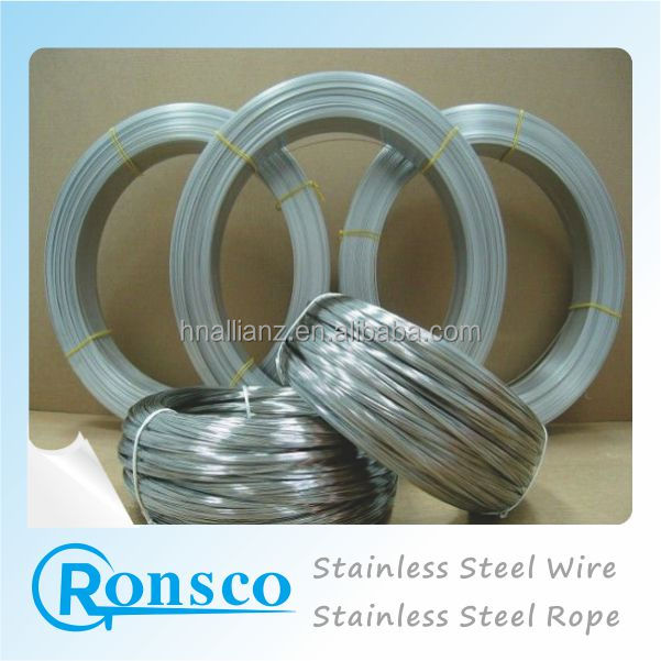Soft bright half hard stainless steel wire