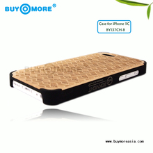 New style hot sell bamboo covers with customized design wooden case for iphone 5c