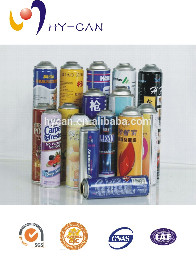 Aerosol spray paint metal can 65 with lid spray paint buy high pressure empty aerosol tin can Teal spray paint for metal