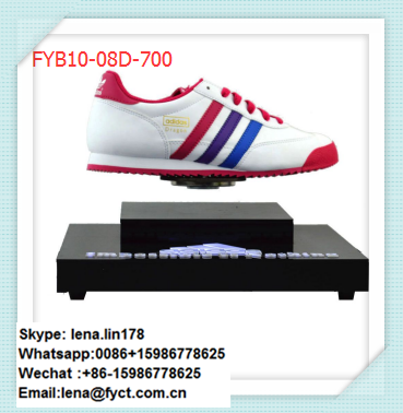 High Tech quality magnetic levitation shoes display products