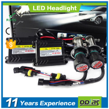 guangzhou wholesale auto parts car headlight bulb 12v 35w slim xenon ballast canbus hid kit