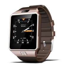 Android 4.4 wifi phone smartwatch qw09 smart watch with sim card camera