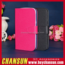 Wallet Flip Leather Phone Case for blu Studio 5.5 D610a Factories In GuangZhou