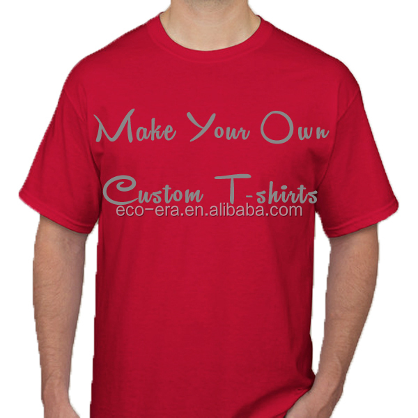 Advertising product promotional t shirts custom t shirt for Cheap promo t shirts