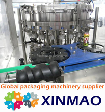 Cans,Bottles Packaging Type and New Condition soda pet bottle filling machine, carbon dioxide making machine