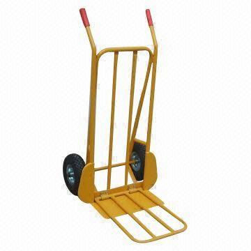 Hand Trolley with 150kg Loading Capacity, Measuring 1,110 x 540 x 460mm