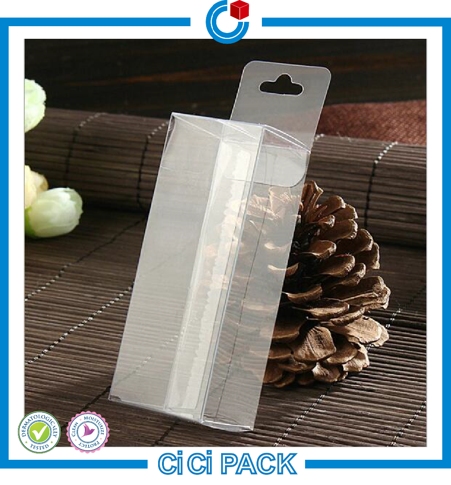 Good Qaulity Wholesale Custom PP Plastic Package Box For Phone Accessories