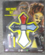 Cadáver Hallowmas face paint kit set