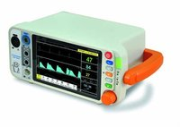 7 inch Portable Veterinary Vital Signs Monitor with 3 Types NIBP Cuffs