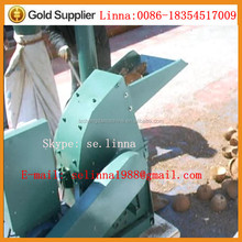 CF420 garden wood hammer mill shredder branches