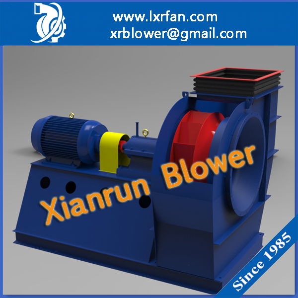 Centrifugal Fan Type Large Airflow Industrial Blowers