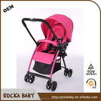 Travel system baby stroller high-landscape baby trolley