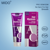 China Hair Color OEM/ODM Factory Private Label Best Semi Permanent Hair Color Cream Without Ammonia&Developer