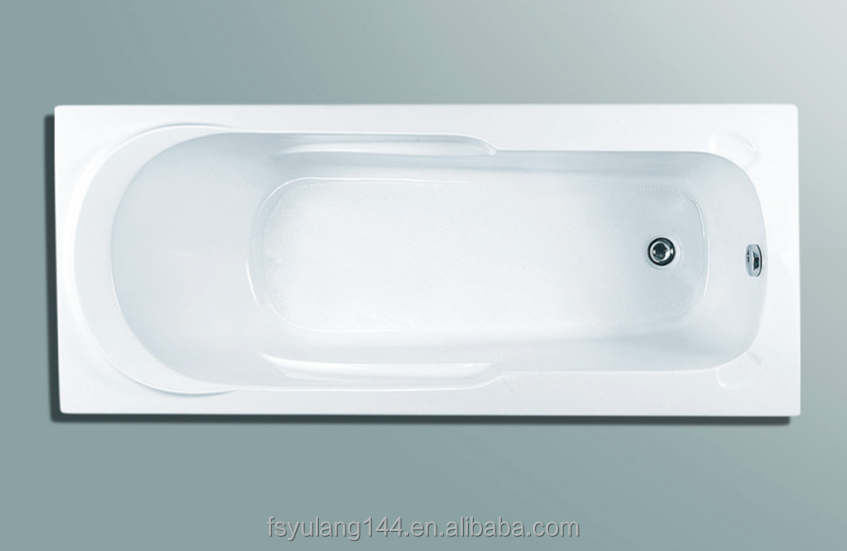 AD-05 Project India small Japanese soaking bath tub built-in cheap price acrylic hot tub
