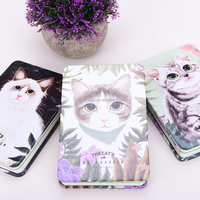 Languo New style 64K Metal Cover school diary paper notebook for wholesale