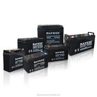 UHP Series high quality 12v 100ah/200ah solar battery box