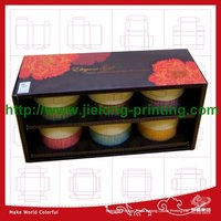 New creative and fashion design of food packaging box for high quality gift