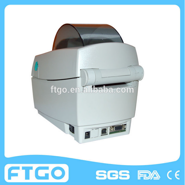 LP2824 high speed wristband label printer supply