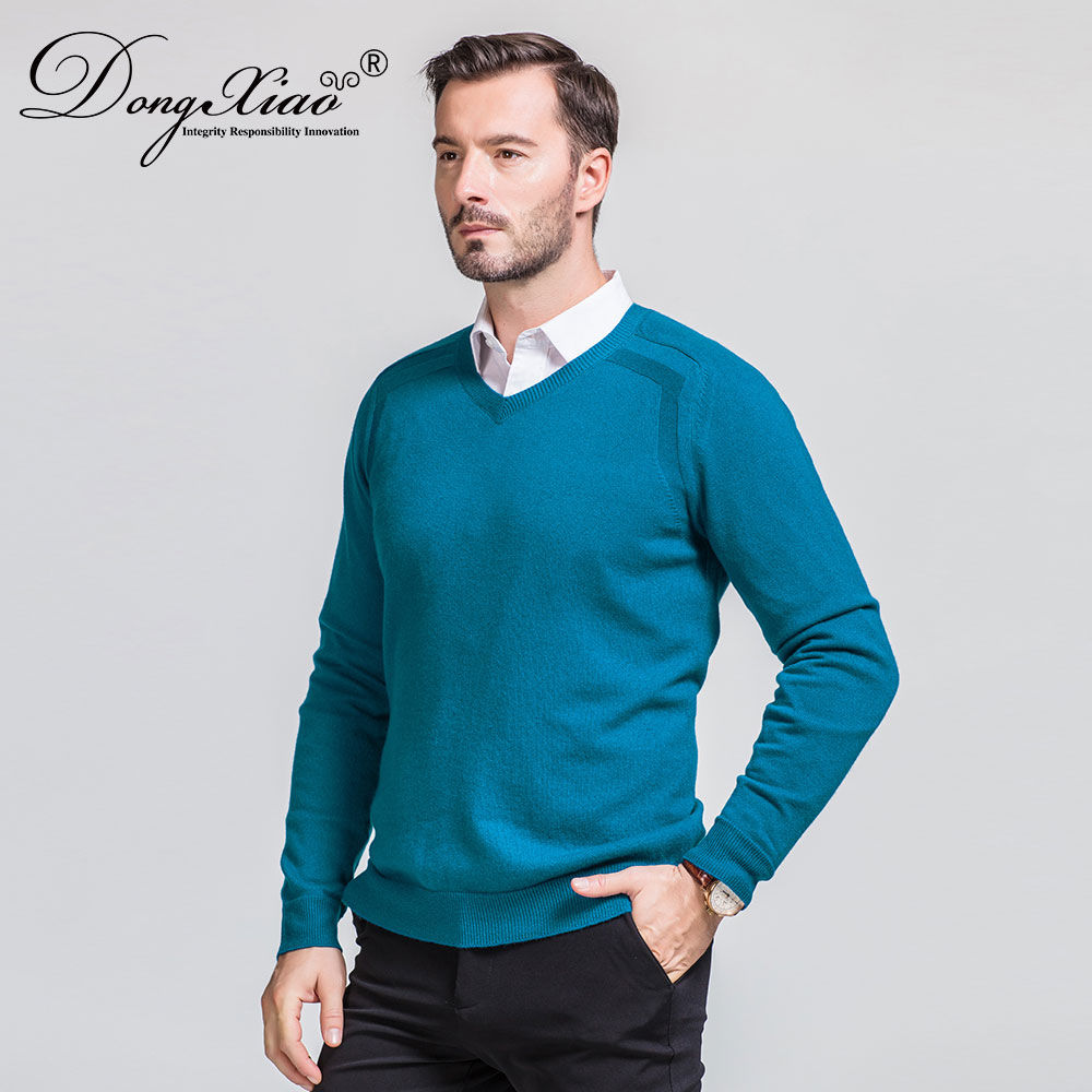 Simple Fashion Long Sleeve Knitwear Sweater Men Jumper For Outerwear Chinese Supplier