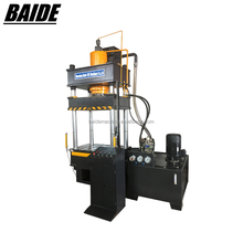 200 ton hydraulic press for the metal products and the pressing process