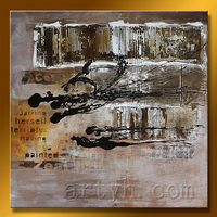 Handmade New Modern And Abstract Paintings For Decor