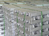High Quality Pure Aluminum Ingot 99.7 A7
