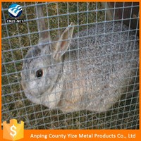 cage for breeding rabbits/cheap galvanized welded rabbit cage wire mesh/outdoor rabbit cages for sale