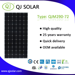 2016 China Suppiler Mono Solar Module Price Solar Panel 300W