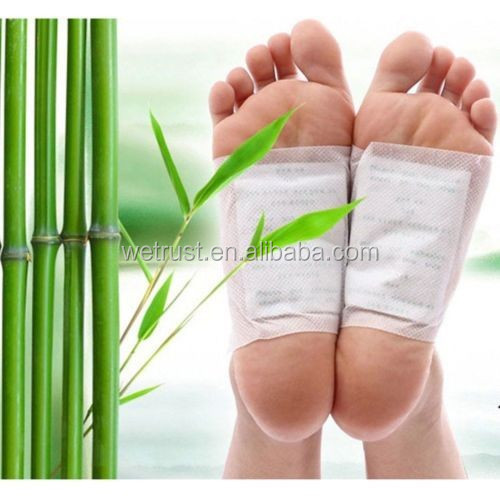 Organic Herbal Cleansing Patches Detox Foot Patch