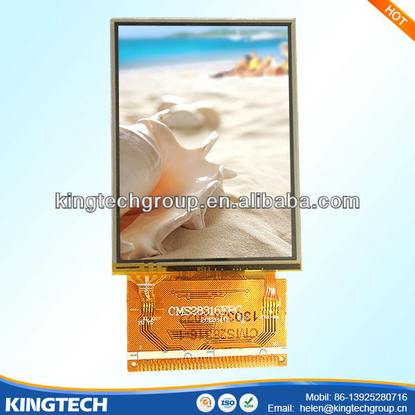 2.8 inch touch screen lcd car monitor