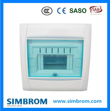 New design ABS & Iron Electrical Distribution Box Manufacturer
