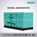 On Sale 200kVA 160kW Soundproof Diesel 1500rpm Generator