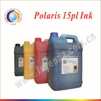 good 15pl polaris solvent ink for inkjet printer